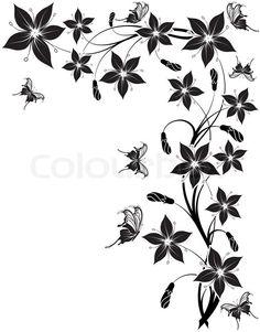 15 Best Flower Clipart Images Flower Clipart Art Images Art Pictures