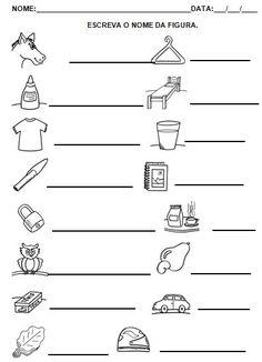 Blog com muitas atividades escolares para professores copiarem e imprimirem e ganharem tempo para preparem suas aulas Goncalves, Kindergarten, Homeschool, Math Equations, Teaching, Writing, Blog, Gabriel, David