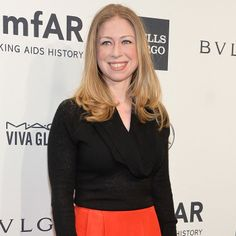 Chelsea Clinton is pregnant and due in the fall of 2014