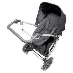 Face-to-face - Rear facing stroller seat   Mountain Buggy