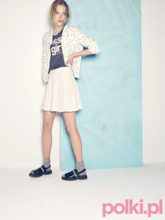 Pull & Bear - lookbook marzec 2014 #polkipl #moda #fashion #trendy