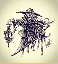 BloodBorne-Игры-BloodBorne-art-Alfred-2535254.jpeg (1080×1183)