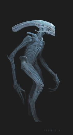 Rare Alien: Covenant concept art depicts a very different film! - Alien: Covenant & Sequel Movie News
