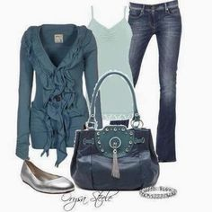 Casual Wear stylish 2014 - Winter Fashion for teens 2014 | Girly stuff
