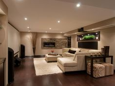 Home Theater Ideas - Design Ideas for Home Theaters | Decorating and Design Ideas for Interior Rooms | HGTV