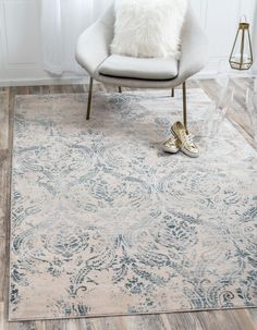 $199 for 7x10; Blue Restoration Rug | Area Rugs | eSaleRugs