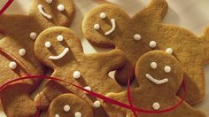 Whole Wheat Gingerbread Cutouts for traditional holiday fun.