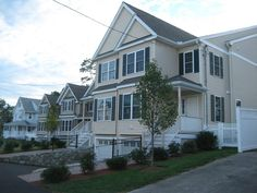"""A wonderful Townhome with the feel of a single family.. Premium Builder who has built over a 130 homes in Needham and hundreds more in Lexington, Belmont and Medford. The party wall consists of a 10"""" thick fire and sound resistant barrier between the two units. No monthly condo fee. 5/6 bedroom 4.5 bath new 3,435sf. home in Needham for under A MILLION. TOTAL UNIT SIZE 4480sf. Many amenities including granite, stainless kitchen,Hardwood flooring,gas fireplace family room with sliders to patio…"""