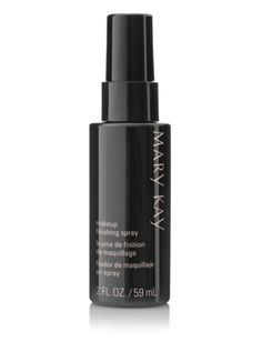 Mary Kay® Makeup Finishing Spray by Skindinävia - Set your look for lasting beauty! When makeup meltdown is not an option, give it the staying power to last up to 16 hours. Makeup Fixing Spray, Makeup Finishing Spray, Finishing Powder, Make Mary Kay, Mary Kay Party, Corrector Mary Kay, Makeup Artist Chair, Shake Bottle, Makeup Setting Spray