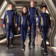 Exclusive: See 24 Star Trek: Discovery photos