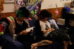 VAMPS LIVE 2012 | Diary Entries | VAMPS|American Street Team | Page 5