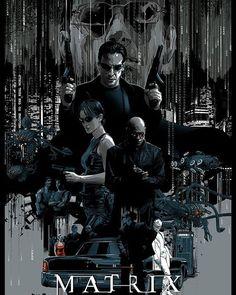 The Matrix by Vance Kelly
