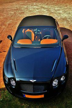 Beautiful Bentley Continental GT