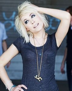 Theresa Jeanne from the Nearly Deads