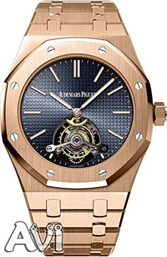 Discover a large selection of Audemars Piguet Royal Oak Tourbillon watches on - the worldwide marketplace for luxury watches. Compare all Audemars Piguet Royal Oak Tourbillon watches ✓ Buy safely & securely ✓ Audemars Piguet Rose Gold, Audemars Piguet Watches, Rolex Datejust, Mens Rose Gold Watch, Tourbillon Watch, Expensive Watches, Luxury Watches For Men, Cool Watches, Rose Gold