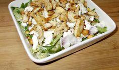 salata cu piept de pui Potato Salad, Potatoes, Chicken, Meat, Ethnic Recipes, Food, Salads, Potato, Essen