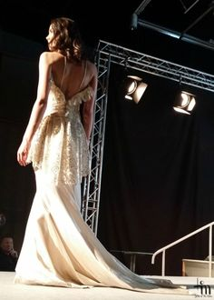 Osaava Nainen messut, osa 2 - suomalaista muotia ja designia Evening Dresses, Backless, Design, Fashion, Evening Gowns Dresses, Moda, Fashion Styles, Gown Dress