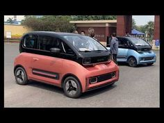(1) 2020 BAOJUN E300 Plus EV: Interior and Exterior Before Price Release in China - YouTube Small Electric Cars, Body Size, Interior And Exterior, China, Vehicles, Youtube, Car, Youtubers, Porcelain