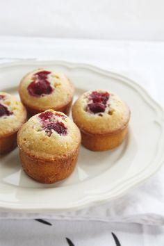 Raspberry Friands – Cook Republic