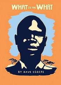 "Epic novel based on the life of Valentino Achak Deng ( one of the ""lost boys"") struggles in fleeing the Sudan and resettling eventually in the US.... must read!!!"