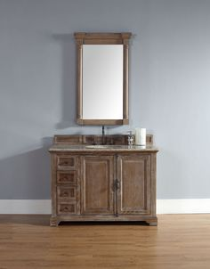 Inspiration Web Design James Martin Providence Single Vanity Cabinet in Driftwood