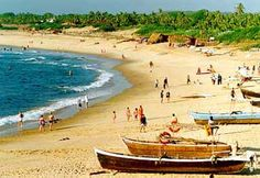 Majorda beach is situated along the southern part of Goa. This beach stretches about 5 kms. North of Colva beach. Though smaller in size many new resorts have sprung up at the Majorda beach in Goa.