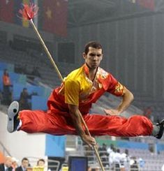Rest of world gets excited about wushu -- china.org.cn