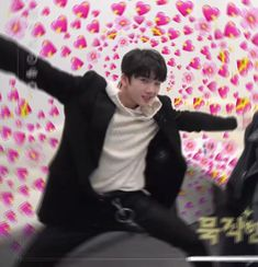 Heart Meme, Cartoon Jokes, I Cool, Treasure Boxes, Funny Tweets, Yg Entertainment, Reaction Pictures, Memes, Kpop Girls