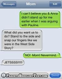 Jets!           Love text humor