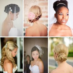 What to Wear in Your Hair - WeddingWire: The Blog