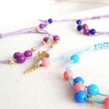 DIY: Hemp Wish Bracelet