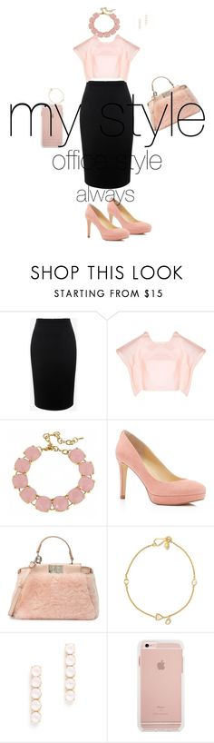 """""""styles"""" by prokriteykushary ❤ liked on Polyvore featuring Alexander McQueen, Delpozo, Fornash, Ivanka Trump, Fendi and Pippa Small"""
