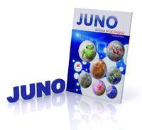 """Composto por um único volume, o Juno funciona como um material de memorização (""""memorex"""") que contém um resumo claro de todo o conteúdo exigido no Ensino Médio. É ideal para quem deseja revisar conceitos, fórmulas, dados e palavras-chave."""