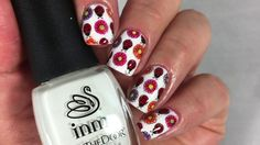 Reverse Stamping Nail Art Tutorial - on stamper - YouTube