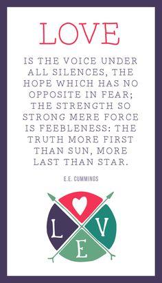 #love #poet #poem #poetry #cummings #eecummings    (http://trinadlambert.com)