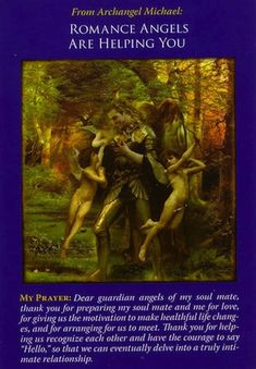 Angel Card Reading: Romance Angels Are Helping You