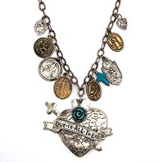 Sweet Bird Love Is All There Is Necklace at Maverick Western Wear