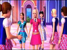 Barbie Charm School https://www.youtube.com/watch?v=2-1lrmGqLz0