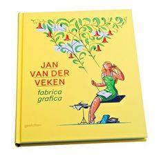Illustratieboek van Jan van der Veken, verkrijgbaar op http://shop.gestalten.com/veken.html