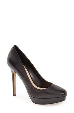 Vince Camuto 'Niomi' Pump (Women) available at #Nordstrom - in beige not nude