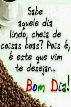 Desejo a você um lindo dia! How To Dry Basil, Dog Food Recipes, Facebook, Dieta Detox, Jesus Cristo, Aurora, Android, Heart, Frases