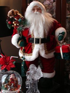 Santa Doll MMR