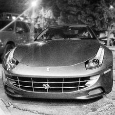 My what a nice smile you - wait, there is something stuck in your teeth. #Ferrari #FF - taken by @motortrend - via http://instagramm.in