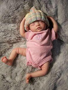 """REBORN BABY. PREEMIE """"MAISY"""" bY Marissa May. SO BEAUTIFUL AND TINY!"""
