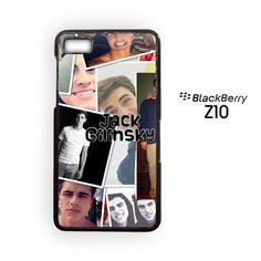 Jack Gilinsky Magcon for blackberry Z10/Q10 3D phonecases