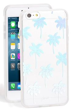Sonix 'Palm Beach' iPhone 6 & 6s Plus Case (Nordstrom Exclusive) available at #Nordstrom #sonix #sonixcases