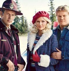 Patrick Wilson, Kirsten Dunst and  Jesse Plemons - FARGO Season 2