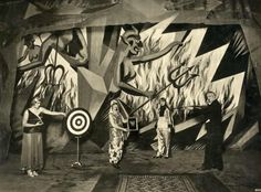 Dante the Magician & Moi-Yo Miller, 1930's