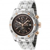 1153e347375 Cheap Sector Men s 890 Collection Automatic Chronograph Stainless Steel  Watch on Sale