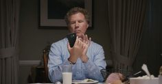 Will Ferrell's Darkly Comic New Ads Show How Our Devices Are Ruining Family Time